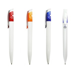 Plastic ball pen - ST-PP-002