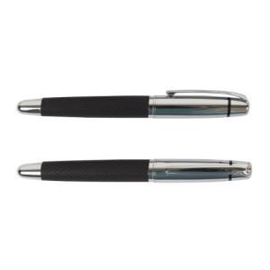 Chrome black metal pen - ST-PP-039