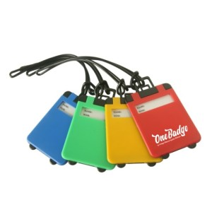 Luggage tag series with logo print for corporate customers Malaysia