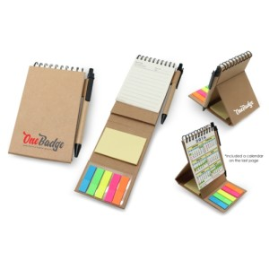 eco notepad with sticky note supplier Malaysia, Penang