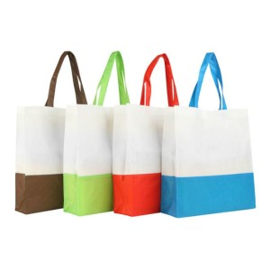 Recycle Bag, Reusable Bag, Non Woven Bag. Goodies Bag, Tote Bag