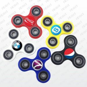 Fidget Spinner Custom Logo