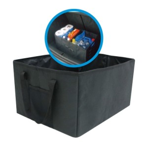 Car Boot Organiser Black