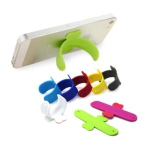 silicone mobile holder