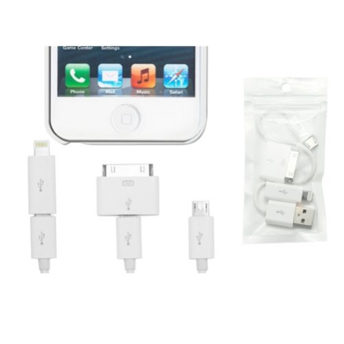USB Charging Cable & Connectors – GD-007