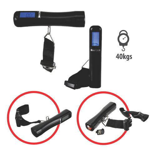 Digital Luggage Scale – TG-008