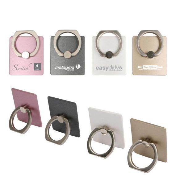 I-ring phone holder