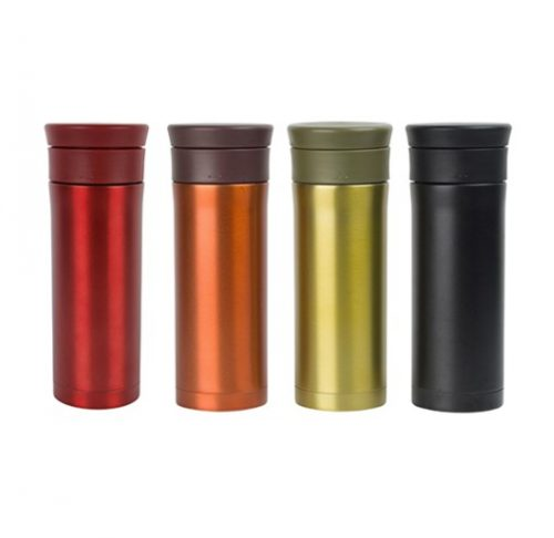 Stainless Steel Vacuum Mug Full