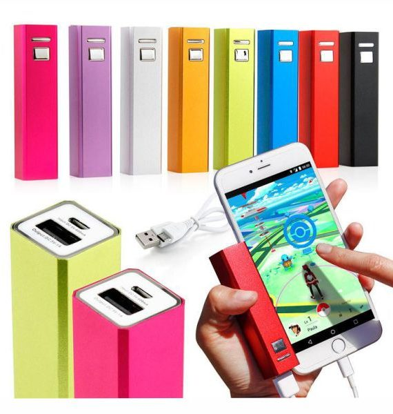 Power Bank Tube 1