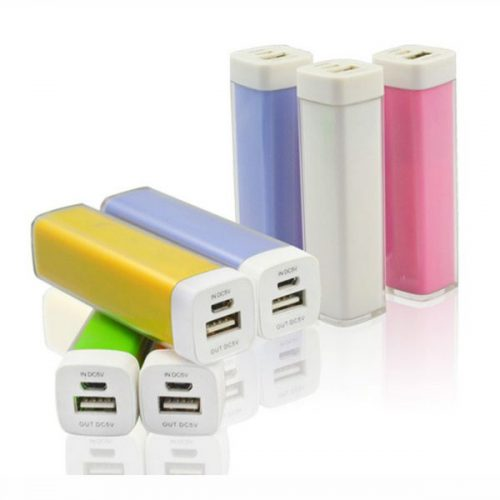 Power Bank Tube 2