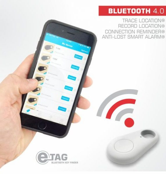 Bluetooth-Key-Finder-Functions