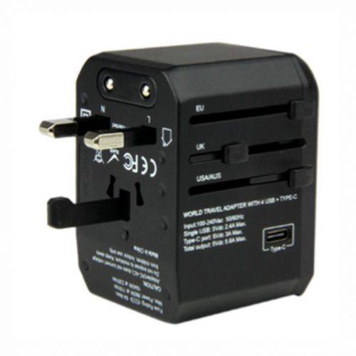 Dual USB Travel Adaptor- EZ450
