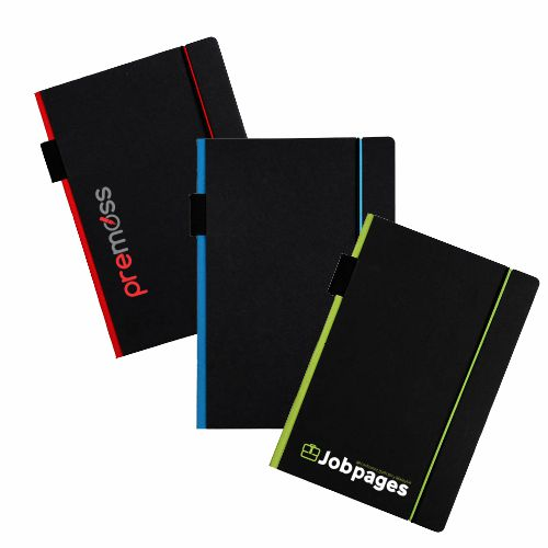 A5 Notebook with Line E123-ID