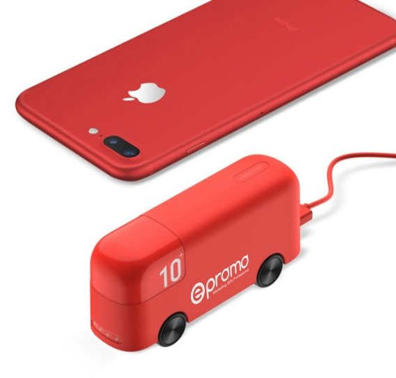 Bus Power Bank 10000mAh-3