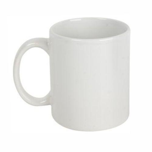 Ceramic Mug-White