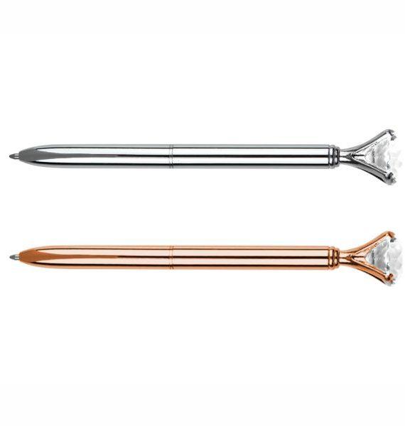 Crystal Metal Pen -1