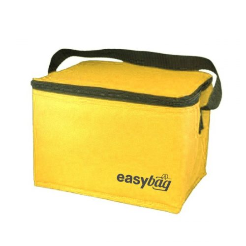 Cooler bag in yellow colour