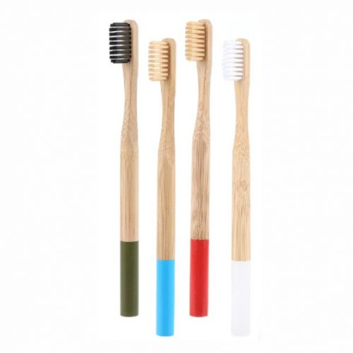 Bamboo Toothbrush Tip Coated 1