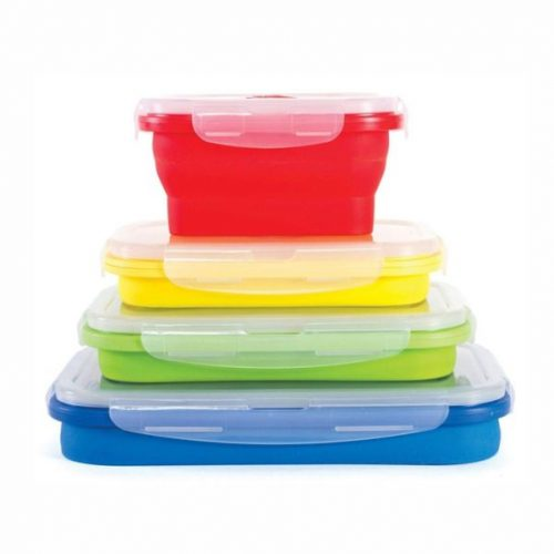 Collapsible Food Container-1