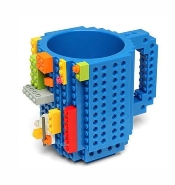 Lego Mug Blue 1