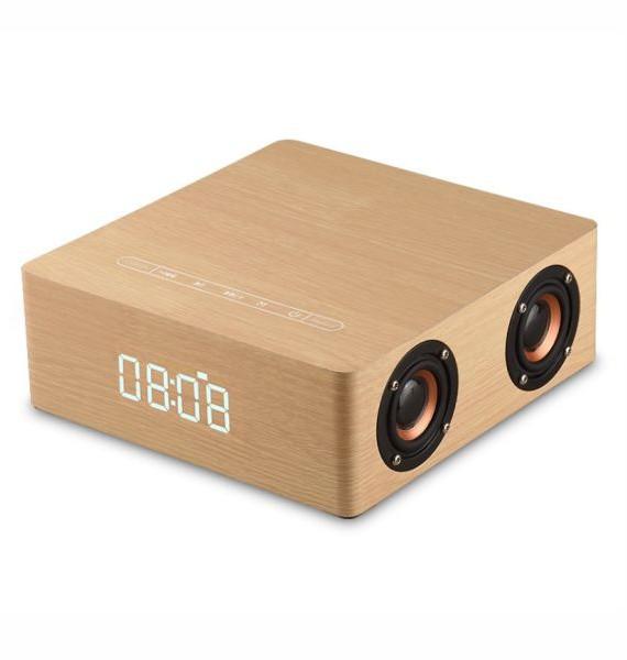 Wooden Bluetooh Speaker – 1