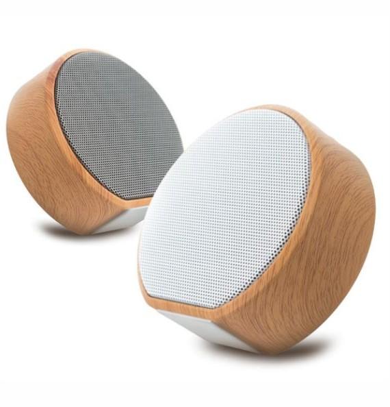 Wooden Bluetooh Speaker -2